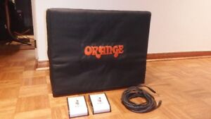 Orange Crush CR60 guitar amp