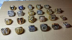 CFL, MLB, NBA, NHL, NFL Championship replica rings and more... Kitchener / Waterloo Kitchener Area image 8