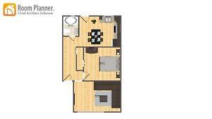 3-1/2 à louer/for rent**rénové/renovated** Villeray