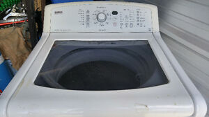 Oasis high efficiency washer $125