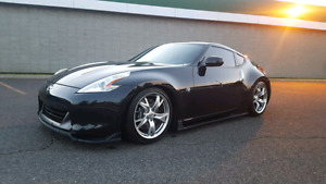 2012 Nissan 370z Sport Packages