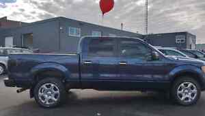 2014 FORD F150 XLT SUNROOF  ALL CREDIT ACCEPTED '' WARRANTY INCL