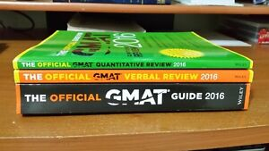 Official Guide for GMAT Review 2016 Cambridge Kitchener Area image 1
