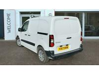 2017 Citroen Berlingo 1.6 BlueHDi 625 Enterprise L1 5dr Panel Van Diesel Manual