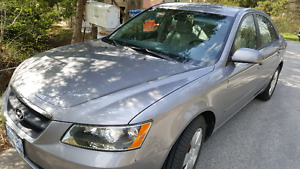 2007 Hyundai Sonata SGL Sedan....New Price