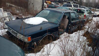Parting out 1988 Toyota Cressida MX73