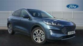 image for 2020 Ford Kuga 2.5 PHEV Titanium First Edition 5dr CVT Estate Auto Estate Petrol