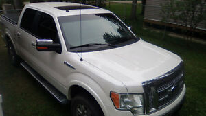 2010 Ford F-150 V8 SuperCrew FlexFuel Pickup Truck