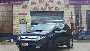 2010 Ford Edge Limited AWD with one $800 accident claim