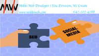 Get Your Social Media Started With MikkiWeb Today!