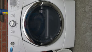 Duet whirlpool washer and dryer