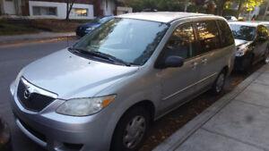 2006 Mazda MPV SUV, Crossover