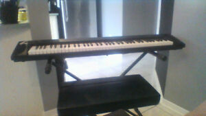 keyboard by yamaha