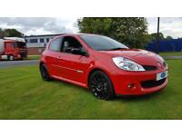 2008 RENAULT CLIO 197,TIMING BELT & WATER PUMP DONE,12 MONTHS MOT
