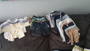 Boys assorted clothing 0-6 months London Ontario image 4