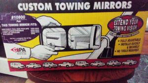 Custom Towing Mirrors – 2 sets