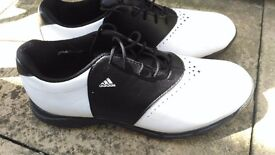 Adidas Golf Shoes Size 5