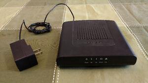 Thomson DCM476 cable modem