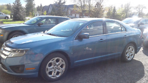 2010 ford fusion se *certified*