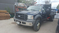 NEW PRICE! 2005 Ford F-550 Pickup Truck