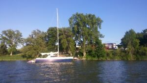 $$$ Fast Trailer LAUNCH 30ft Sailboat,Save Thousands Marina $$$$