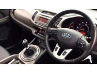 2014 Kia Sportage 1.7 CRDi ISG 2 5dr Manual Diesel Estate