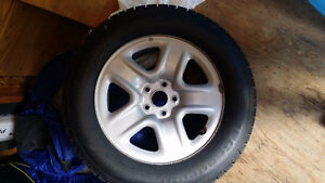 Goodyear Nordic Winter Tire >> Toyota Sienna Winter Tires | Buy or Sell Used or New Car ...
