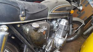 Wanted -- Honda 750 k exhaust l