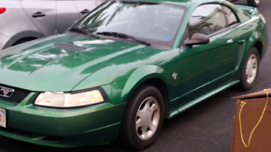 1999 ford Mustang 30th edition