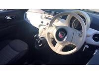 2011 Fiat 500 1.2 Lounge 2dr (Start Stop) Manual Petrol Convertible