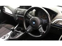 2015 BMW 1 Series 116i M Sport 5dr Manual Petrol Hatchback