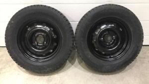 "175/70R13 Nokian Hakkapeliitta R Winter Rated M+S Tires 7/32"""