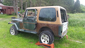 1991 Jeep Other YJ Other