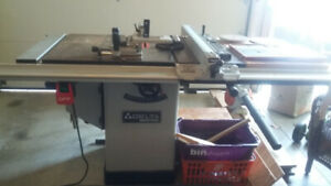 "delta 10"" industrial table saw"