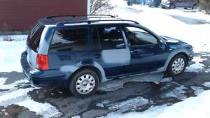 Volkswagen Jetta wagon gls