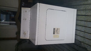 Washer and dryer in great working condition