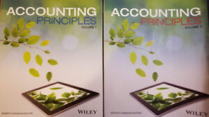 Accounting and English Textbook
