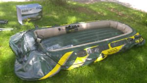 Intex Seahawk 4 4-person inflatable boat