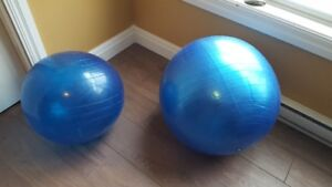 BODY SCULPTURE BALLS & MIRACLE BALLS WITH PUMP