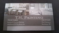 Interior/Exterior Painter with 25 years experience.