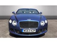2014 Bentley Continental GTC 6.0 W12 Speed 2dr Automatic Petrol Convertible