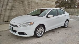 Like New 2015 Dodge Dart Limited Fully Loaded Luxury 38km Remote