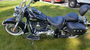 2012 Heritage softail Deluxe