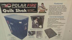 Ice shelter - polar fire quik shak