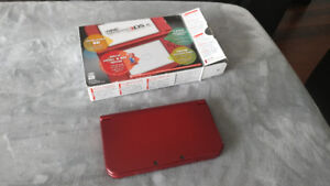 New 3DS XL - Play Any Games for Free + 64GB O.B.O