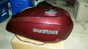 1981 Suzuki GS850G Fuel Tank