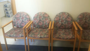 Waiting room chairs London Ontario image 2