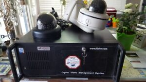 For sale used security cameras