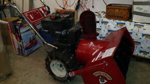 Snow Blower 10 HP 33 inch wide