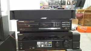 ** REDUCED ** Complete Home Theatre Surround Sound System Kawartha Lakes Peterborough Area image 4
